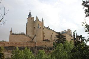Alcazar di Segovia - 2
