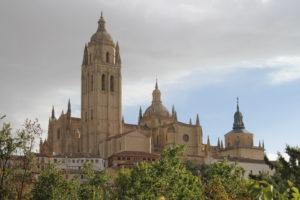 Cattedrale di Segovia - 2