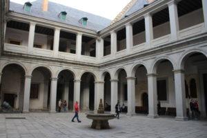 Interno dell'Alcazar di Segovia - 1