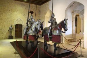 Interno dell'Alcazar di Segovia - 2