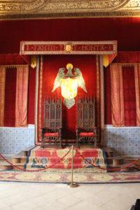 Interno dell'Alcazar di Segovia - 3