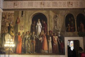 Interno dell'Alcazar di Segovia - 5