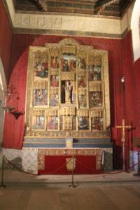 Interno dell'Alcazar di Segovia - 6