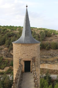 Interno dell'Alcazar di Segovia - 7
