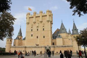 Alcazar di Segovia - 3