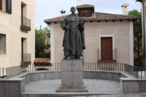 Dedicato a San Juan de la Cruz