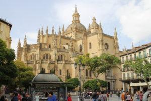 Cattedrale di Segovia - 1