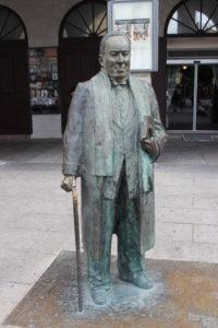 Monumento ad Antonio Machado