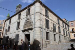 L'edificio delle Carceri Medievali