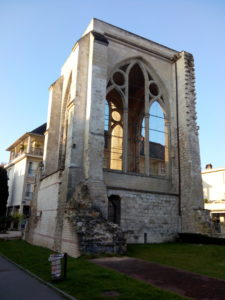 Ancienne Collegiale Saint-Barthelemy