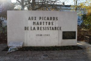 Commemorazione ai martiri della resistenza