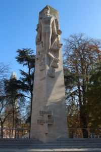 Monumento al Generale Leclerc