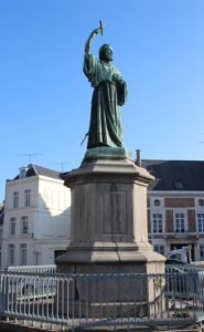 Statua di Pietro l'Eremita