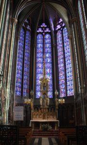 Cattedrale di Amiens - una delle tante vetrate