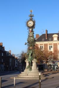 Horloge Dewailly e Marie sans Chemise
