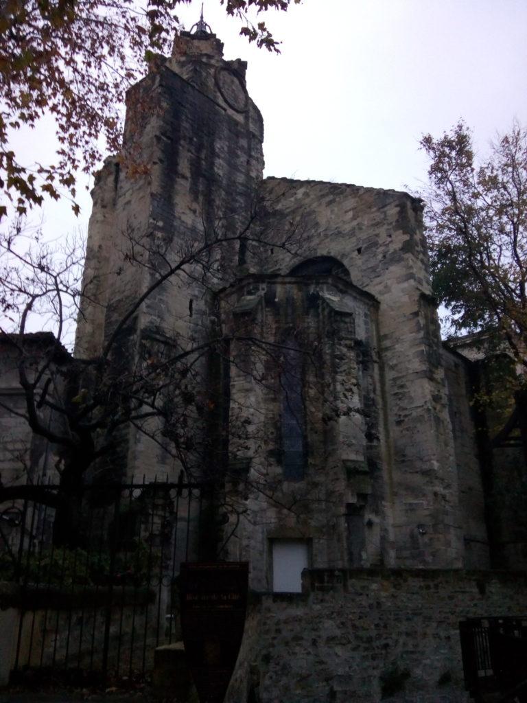 Campanile della Chiesa Conventuale dei Cordeliers