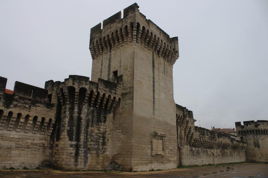 Esempio della Cinta Muraria di Avignone
