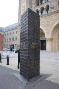 Enigma Monument
