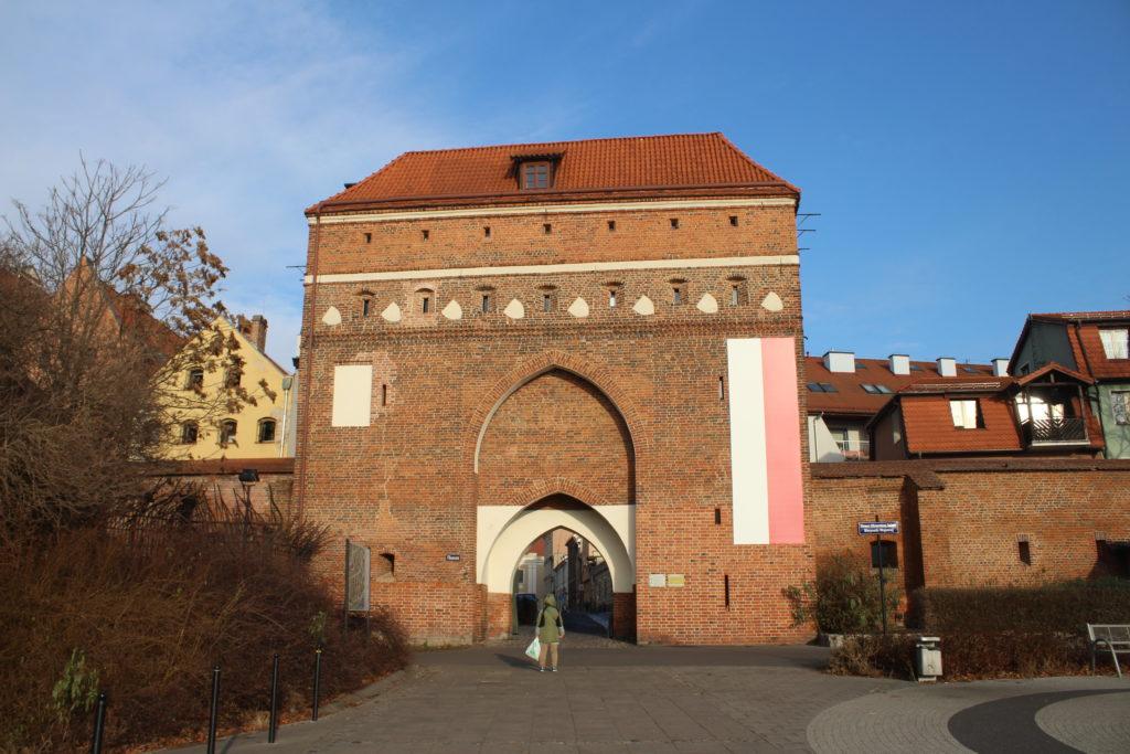 Porta Klasztorna