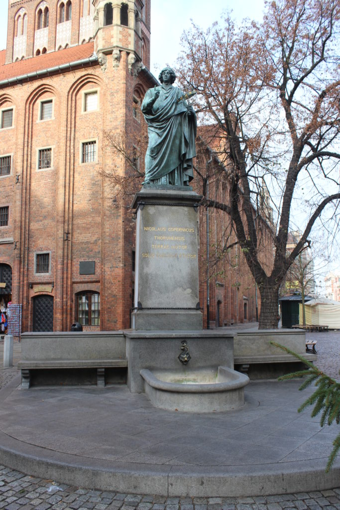 Monumento a Niccolò Copernico