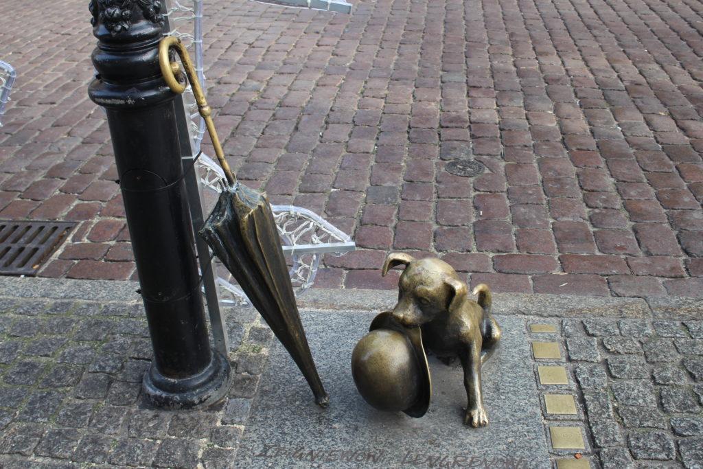 Filus, il cane del Prof. Filutek