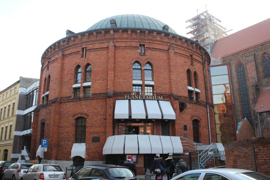 Planetario di Torun
