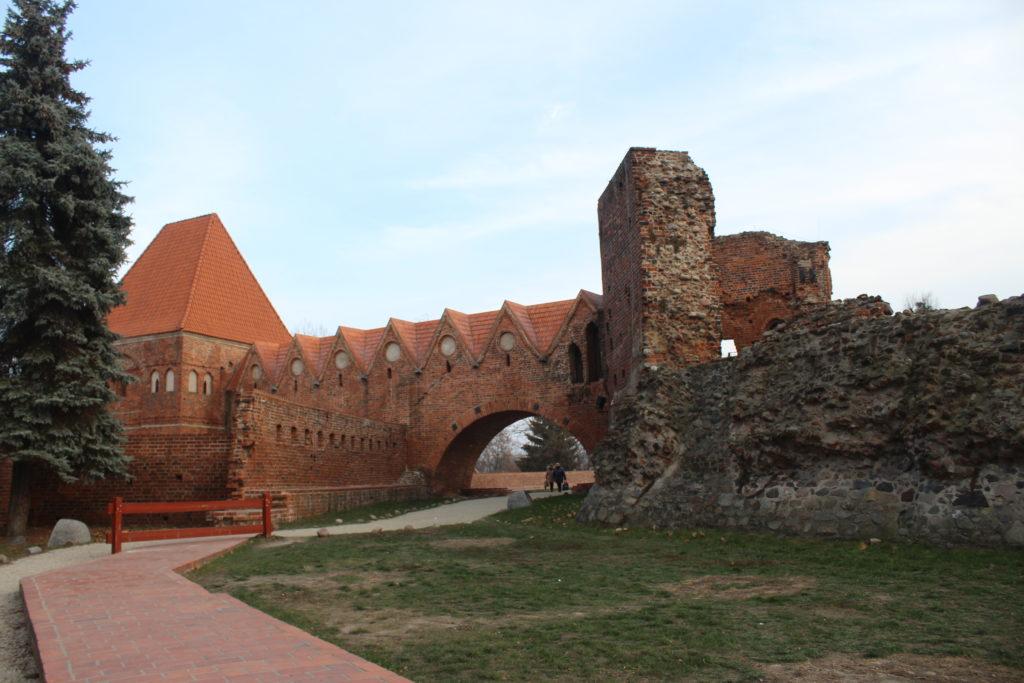 Castello Teutonico di Torun - 2