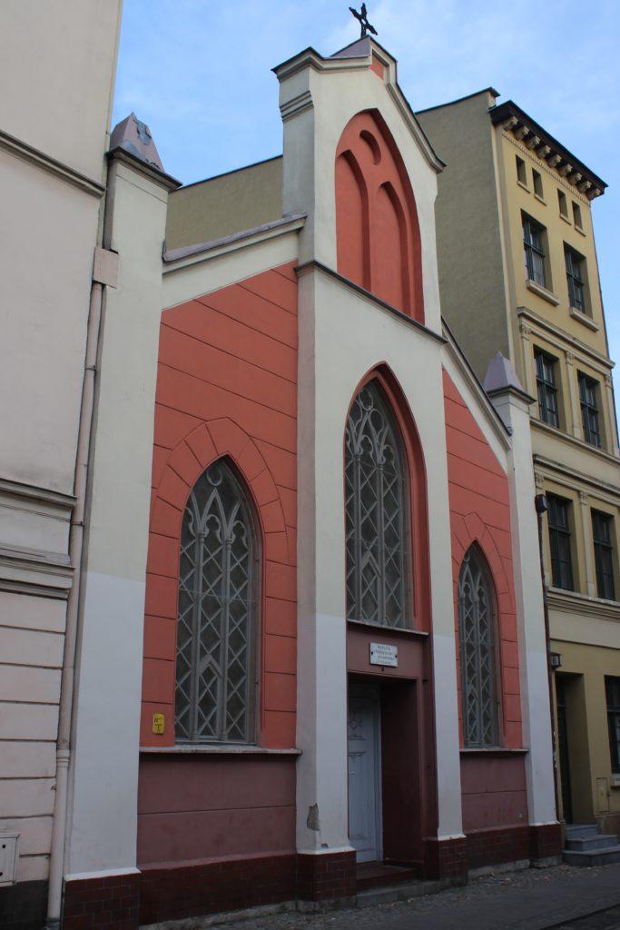 Cappella Evangelica Asburgica