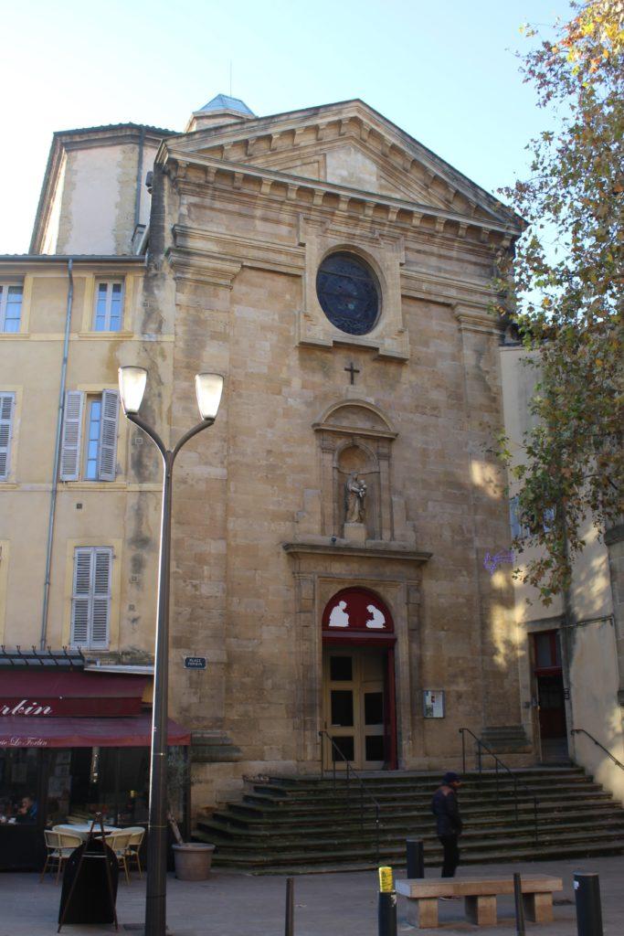 Chapelle des Oblats