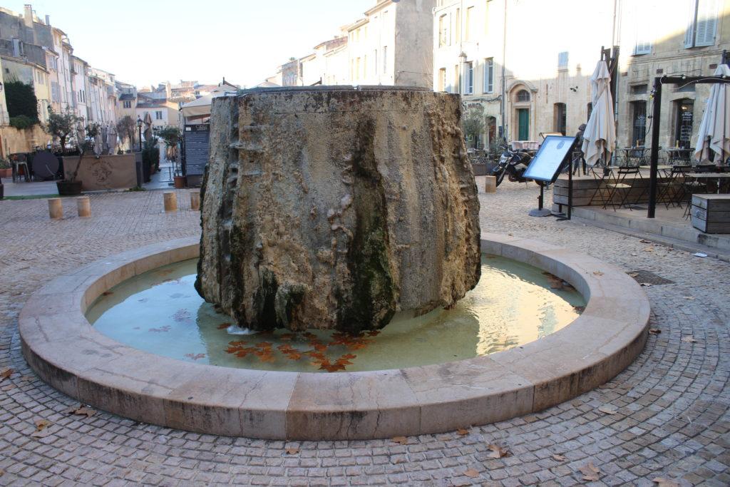 Fontaine des Cardeurs