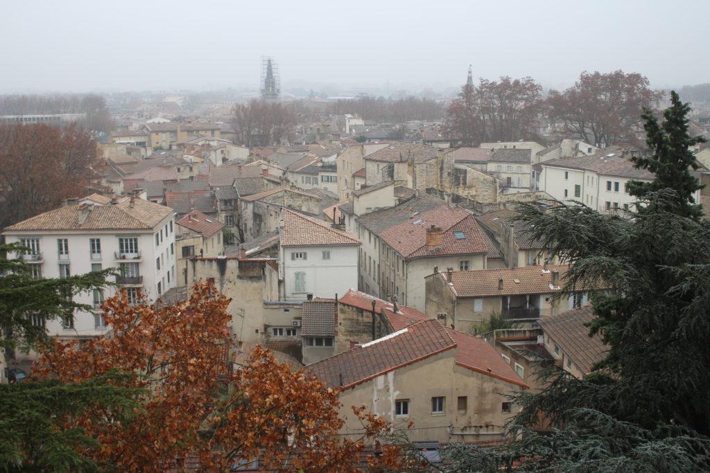 Alcuni tetti di Avignone