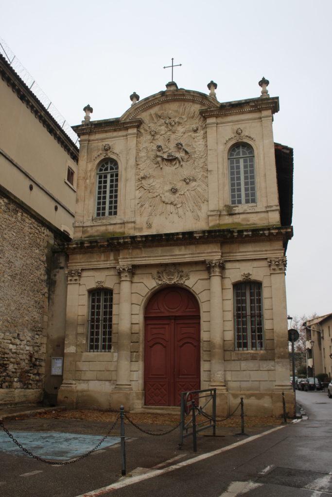 Chapelle des Penitents Noir