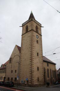 Andreasskirche Erfurt