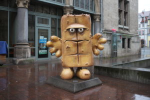 Bernd the Bread