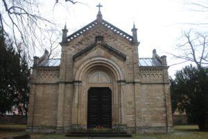 Cappella nel Cimitero di Weimar