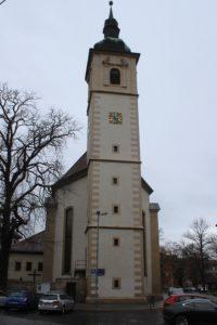 Chiesa Cattolica di Santa Croce.