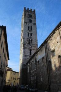 Chiesa di San Frediano - Campanile