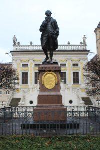Dedicata a Johann Wolfgang von Goethe