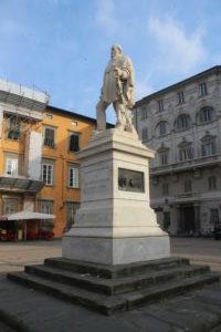 Dedicato a Giuseppe Garibaldi