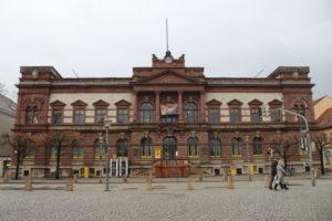 Edificio Storico oggi adibito ad usi commerciali