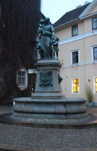 Fontana a Weimar
