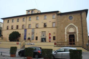 Museo Fondazione Marino Marini e Chiesa del Tau