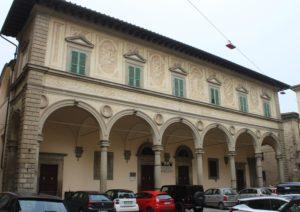 Biblioteca Comunale Forteguerriana