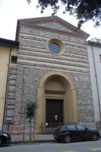 Ex Chiesa di San Giovanni Battista