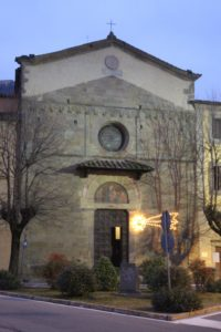 Chiesa di San Francesco - facciata
