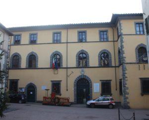 Palazzo del Comune di Borgo a Mozzano