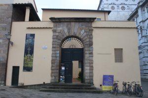 Ingresso del Museo della Cattedrale