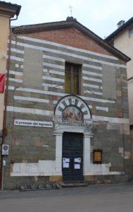 Sede della Confraternita dei Legnaioli