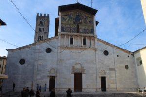 Chiesa di San Frediano - fronte