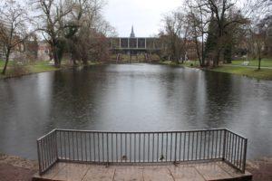 Il Laghetto del Weimarhallenpark